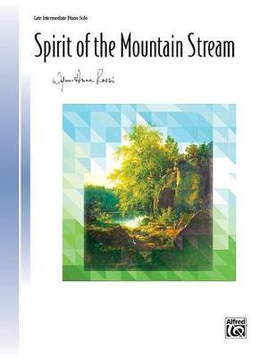Spirit of the Mountain Stream by Wynn-Anne Rossi image