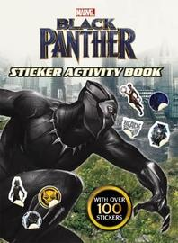 Marvel Black Panther: Sticker Activity Book