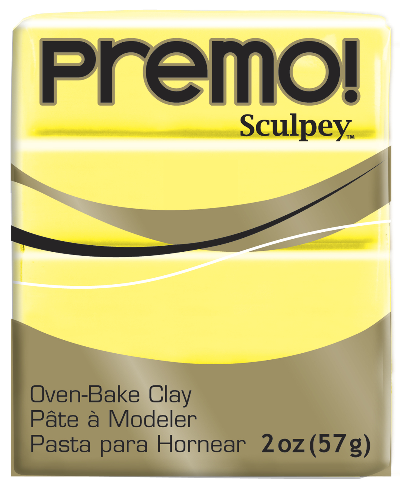 Sculpey Premo Sunshine (57g) image