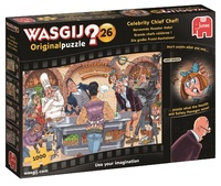 Wasgij: 1000 Piece Puzzle - Originals (Celebrity Chef)