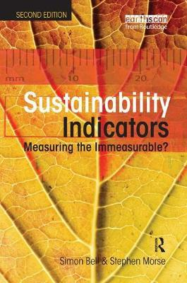 Sustainability Indicators by Simon Bell image