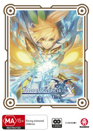 Tales Of Zestiria: The X - Complete Season 2 on DVD