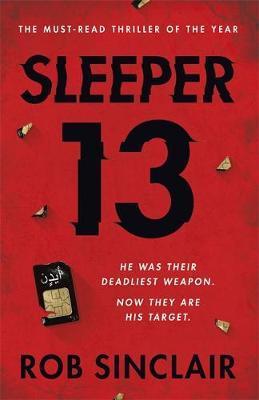Sleeper 13 by Rob Sinclair image
