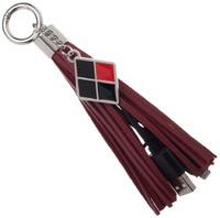 DC Comics: USB Tassel Keychain - Harley Quinn