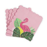 Flamingle Dinner Napkin
