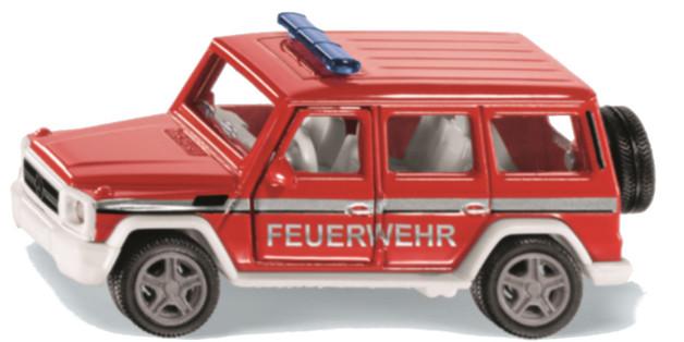 Siku: Nercedes G65 AMG ('Feuerwehr') - Diecast Vehicle