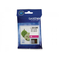 Brother LC-3313M High Yield Ink Cartridge (Magenta)