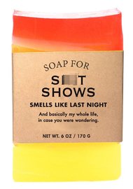Whiskey River Co: Soap - Shit Shows