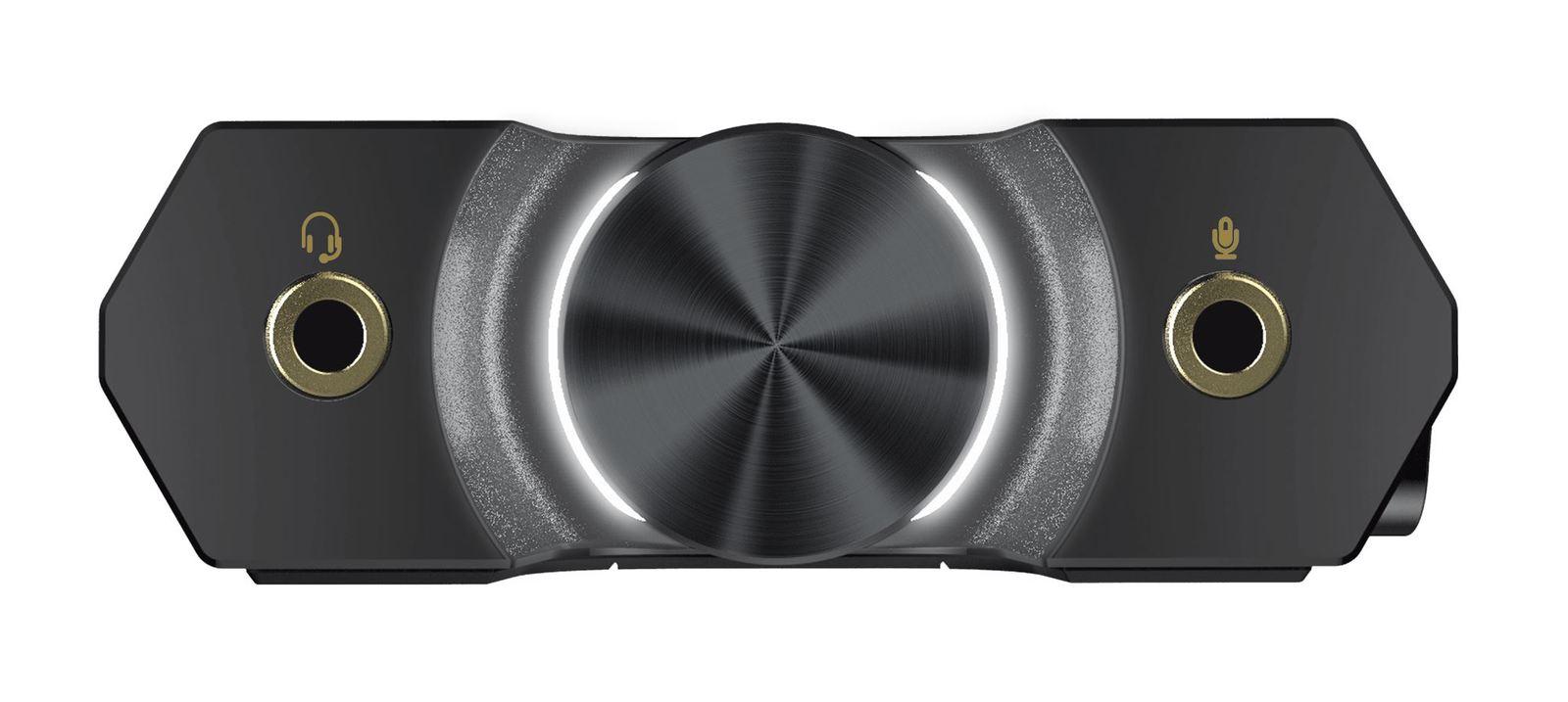 Creative Sound BlasterX G6 USB Gaming DAC image