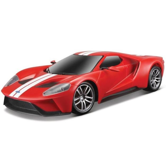 Maisto: Tech: 1:24 RC Ford GT Red