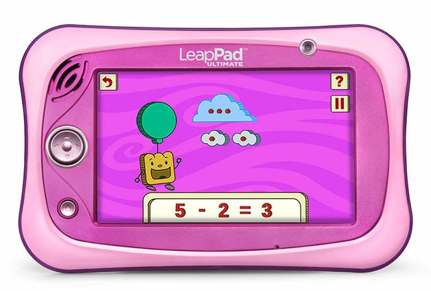 LeapFrog: LeapPad Ultimate - Ready for School Tablet (Pink)