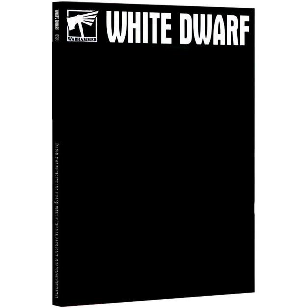 White Dwarf: January 2021