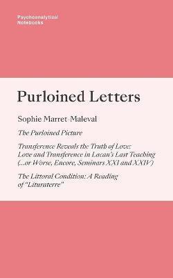 Psychoanalytical Notebooks by Sohpie Marret-Maleval