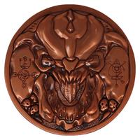 Doom: Arcade Mode Medallion - Pinky