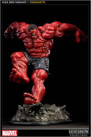 Marvel 1/5 Scale Comiquette - Red Hulk (Limited Ed. 750)