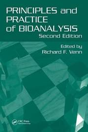 Principles and Practice of Bioanalysis, Second Edition image