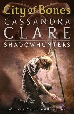 City of Bones (Mortal Instruments #1) (Uk Ed.) by Cassandra Clare