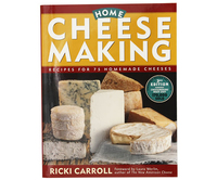 Home Cheese Making - Ricki Carroll by Ricki Carroll