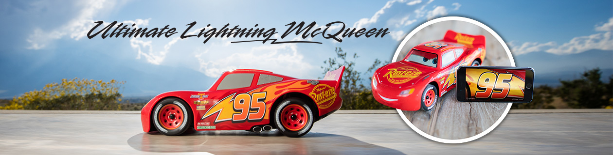 The Ultimate Lightning McQueen RC Car is Coming Soon!