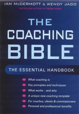 The Coaching Bible by Ian McDermott image