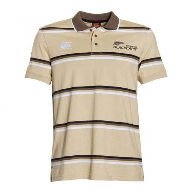 NZ Blackcaps Retro Polo (Small)