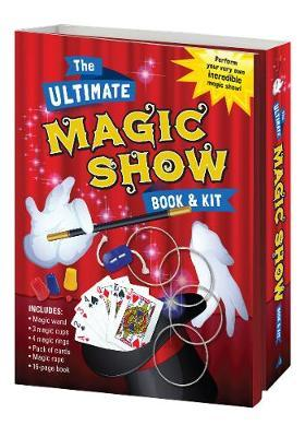 The Ultimate Magic Show Book and Kit image