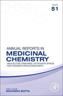 Neglected Diseases: Extensive Space for Modern Drug Discovery: Volume 51 image