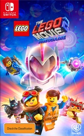 The LEGO Movie Videogame 2 for Nintendo Switch