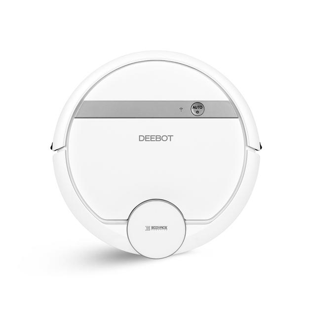 Ecovacs: DEEBOT 900 Robotic Vacuum Cleaner