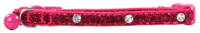 Pawise: Cat Collar - Diamond/rose