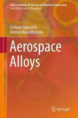 Aerospace Alloys by Stefano Gialanella image
