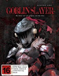 Goblin Slayer - Season 1 Limited Edition (DVD/Blu-ray Combo) on Blu-ray image