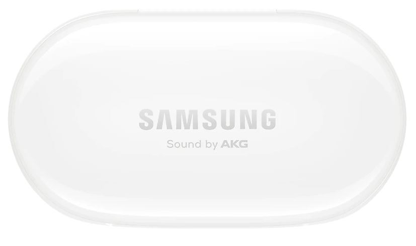 Samsung Galaxy Buds+ (2020) True Wireless In-Ear Headphones - White image