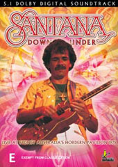 Santana - Live at Hordern Pavillion on DVD