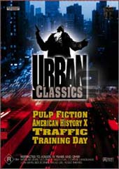 Urban Classics Collection on DVD