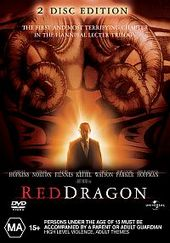 Red Dragon (2 Disc Set) on DVD