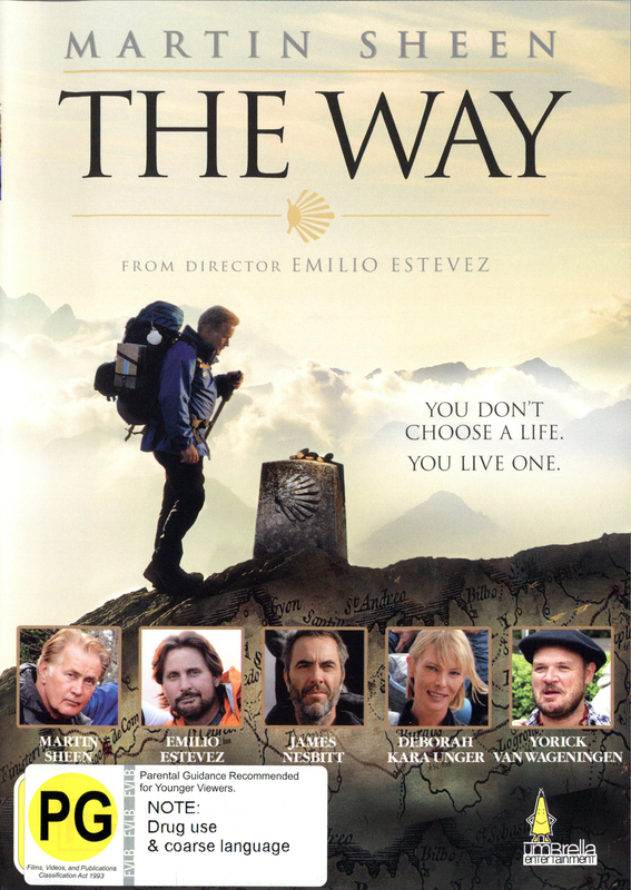 The Way on DVD