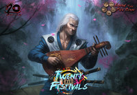 Legend of the Five Rings: Twenty Festivals Starter Deck