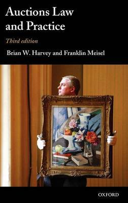 Auctions Law and Practice by Brian Harvey