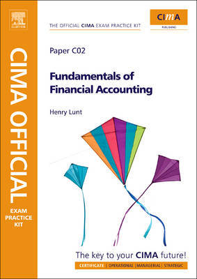 Fundamentals of Financial Accounting by Henry Lunt image