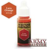 Lava Orange Warpaint