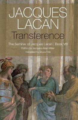 Transference by Jacques Lacan image