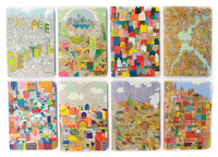 Urban Cities - Pocket Pal Journal Set image