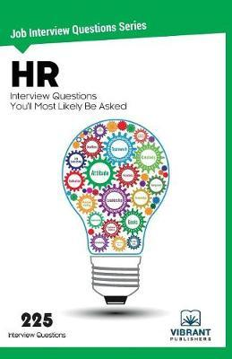 HR Interview Questions You'll Most Likely Be Asked.