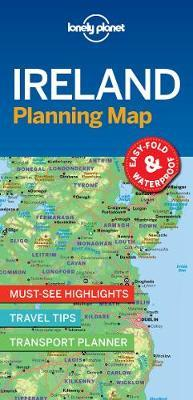 Ireland Planning Map by Lonely Planet