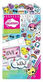Crayola: Creations - Colour Emoji Sticker Art