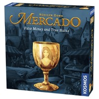 Mercado - Board Game