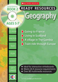 Geography: Bk. 2 by Liz Lewis image