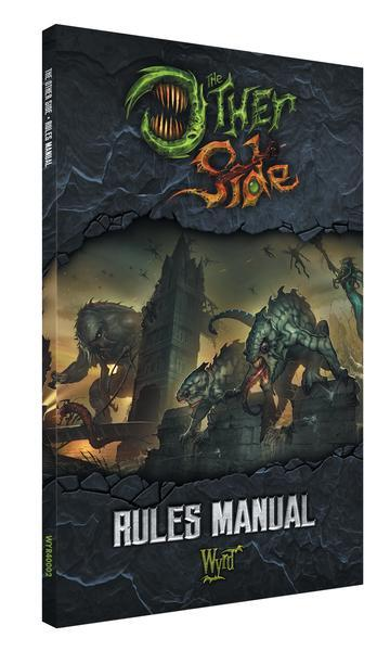 The Other Side Softcover Rules Manual