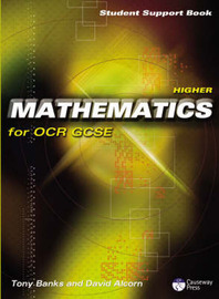 Higher Mathematics for OCR GCSE: Linear: Student Support Book by Tony Banks image